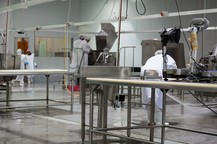 Meat Factory Cleaning